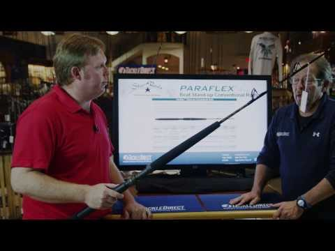 Star Rods Paraflex Series Rods At TackleDirect