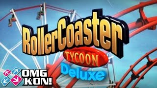 Oh My Gaming! - Roller Coaster Tycoon Deluxe (Episode 2 - Evergreen Gardens