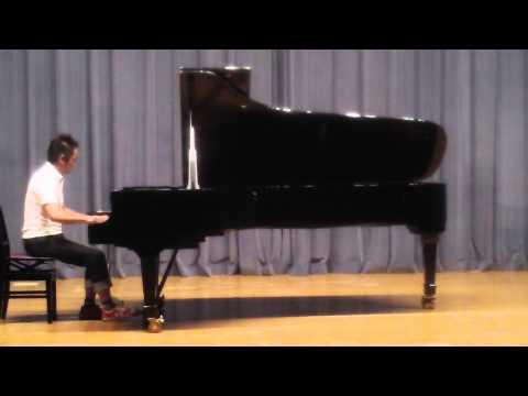 Variations on the Kanon by Johann Pachelbel / Johann Pachelbel (George Winston arranged)