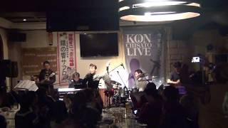 今千里 with Konfidential Bによる演奏です。 青森県のスポーツが盛り上...