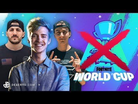 Top 10 Players Who Didn't Qualify For Fortnite World Cup 2019