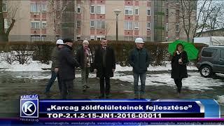 interjú Kovács Sándorral Karcag zöldfelületeinek fejlesztése