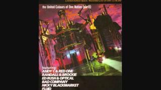 Ed Rush & Optical, Skiba,Shabba,Fatman D,Foxy,Navi & Five-O @ One Nation 2001 (Part 3 of 4)