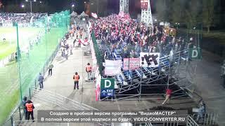 Видео «КАМАЗ» - «Спартак-Москва» - трибуна D