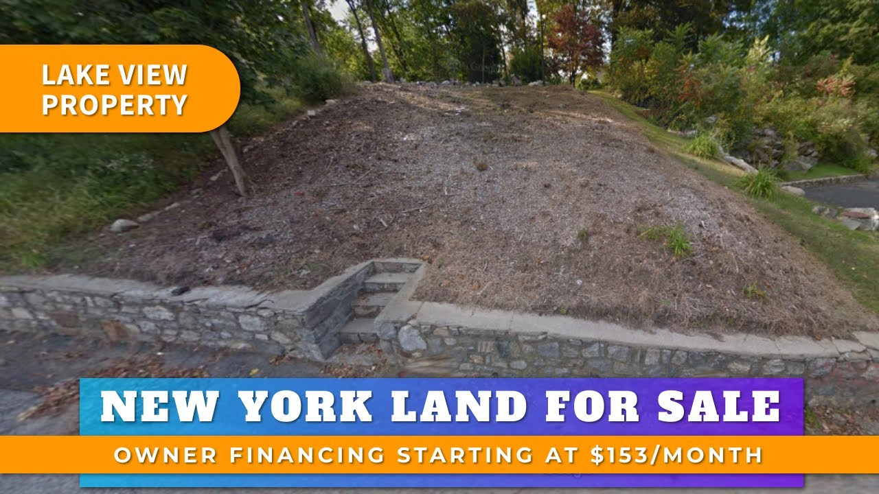 44 Lakeside Rd, Mahopac, NY - Cheap Land For Sale New York - Surplus Asset Specialists Inc.