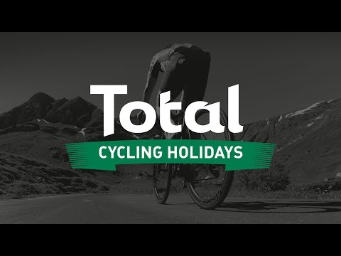 THE TOTAL CYCLING HOLIDAY EXPERIENCE HAS ARRIVED