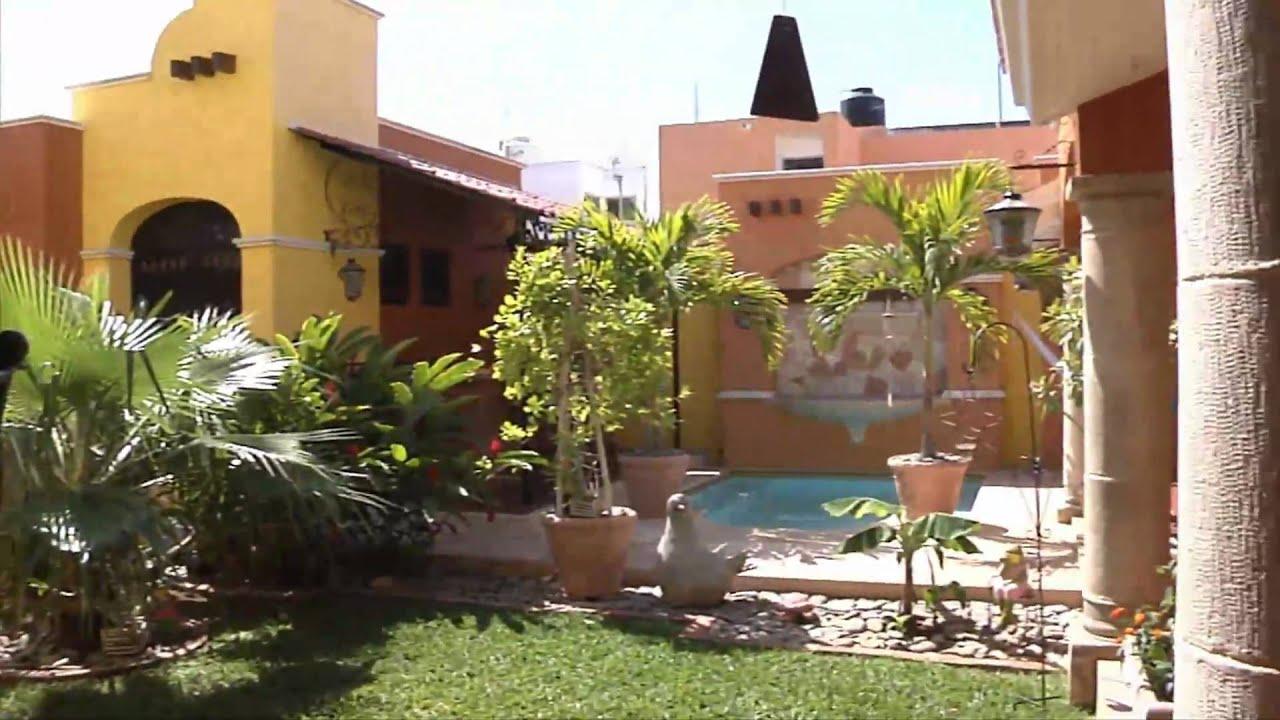 In the yucatan homes casa de la condesa y beto for Muebles de oficina merida yucatan