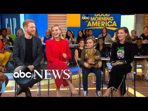 10yearold star of 'Goodbye Christopher Robin' on auditioning for the role