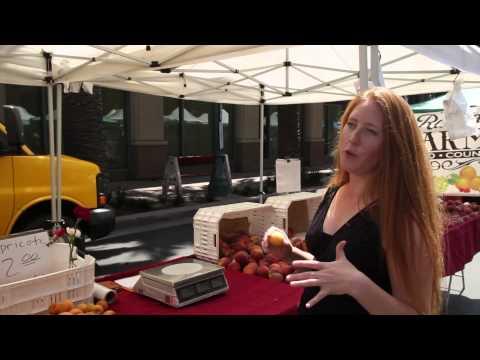 Downtown Anaheim Farmer's Market... Every Thursday!