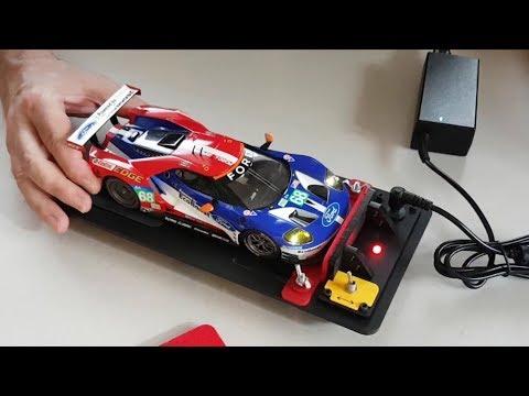 Proses Slot Car Tyre Truer & Cleaner 1:24 /1:32