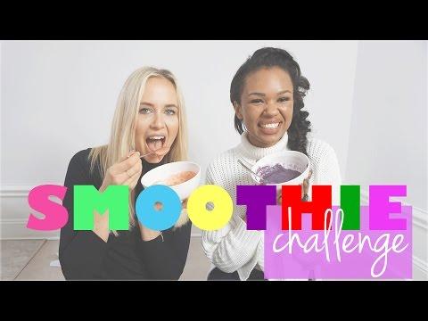 Smoothie challenge med Sabina Decirée ♥