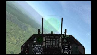 Falcon 4 BMS Tutorial: Bombs With HAD In SEAD Missions
