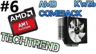 AMD Comeback | PNY GTX | BeQuiet überflüssig? - TECHTREND #6 KW26