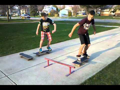 two person skateboard Gallery