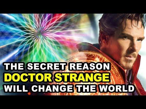 The Secret Reason Doctor Strange Will Change the World