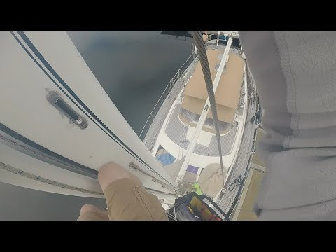 Ep 34 Sailboat Electronics Refit in a Foreign Land