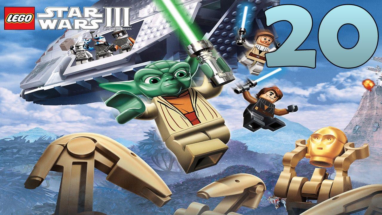 zagrajmy w lego star wars 3 wojny klonów odc.20 koniec gry - youtube