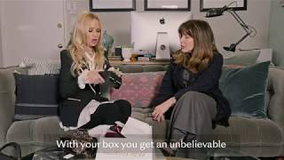 Rachel Zoe and Mindy Weiss Unbox the Spring Box of Style