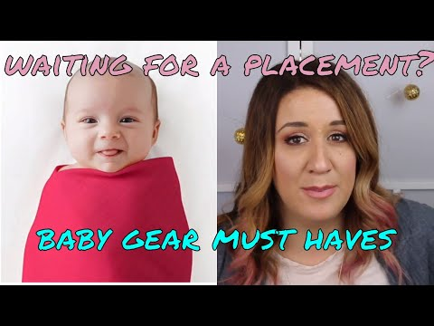 WHAT YOU NEED TO PREPARE FOR A FOSTER CARE PLACEMENT AGES 0-4