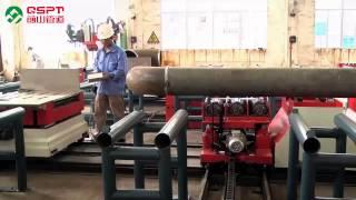 Automatic Piping Spool Prefabrication Production Line/Pipe Spool Fabrication Line