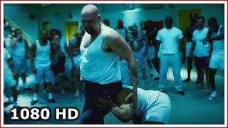 Хэнкок засунул голову в жопу заключённому | Смешной момент | Хэнкок (2008)