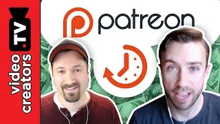 How To Setup a Patreon that Supports You Full-Time
