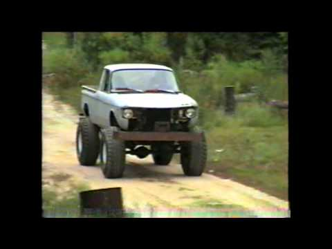 1980 Chevy Luv 4x4 385 Inch Tires
