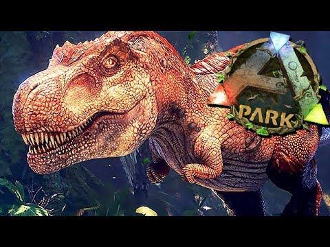 ARK Park Gameplay German PC ULTRA Settings - Jurassic Park Erfahrung
