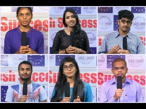 Students Testimonial Video Videsh Consultz |  Study Abroad Education Consultancy Services