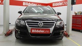 VW Passat: Hvordan bytte dieselfilter - 2006 til 2011 mod. (3C)