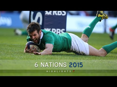 6 Nations 2015 | Highlights ᴴᴰ