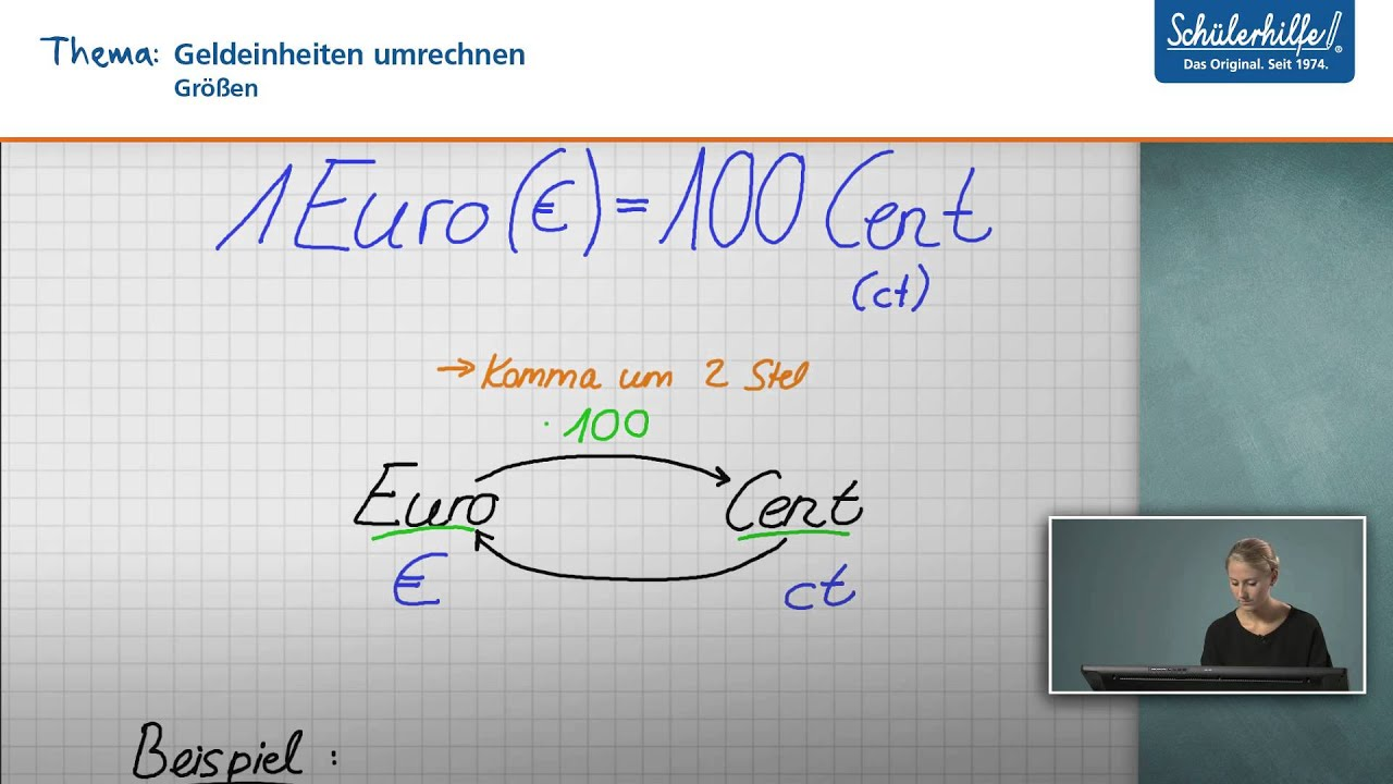 Euro Umrechnen