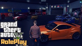 GTA 5 Roleplay - Buying Some Stock For Redline - Ep. 160 - CV