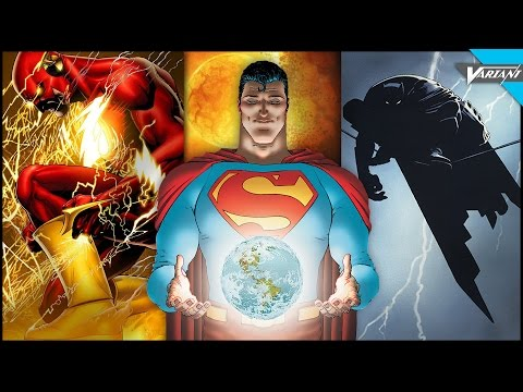 The 10 Best DC Comic Stories Of All Time!