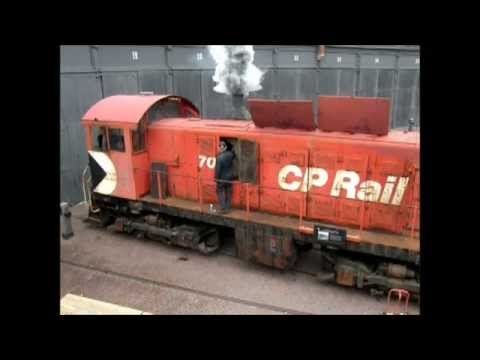 CPR 7020 ALCO 539T Engine Start October 15, 2014