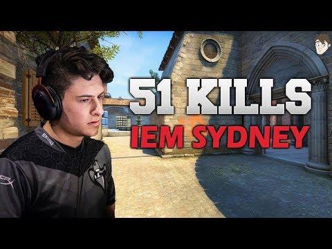 CS:GO 51 KILLS - Insane performance by...