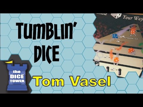 Tumblin' Dice Review - with Tom Vasel
