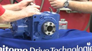 MiHow2 - Sumitomo Drive Technologies - How to Install and Remove the Taper Grip Bushing