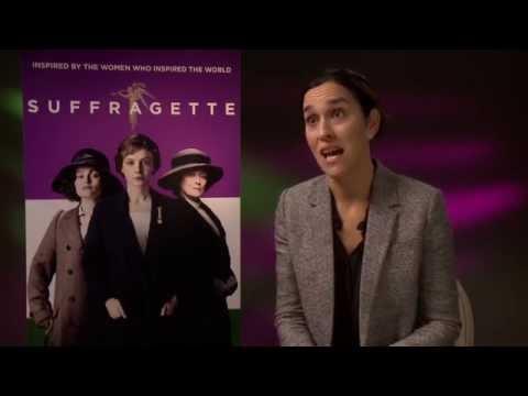Sarah Gavron talks everything Suffragette for ELLE UK