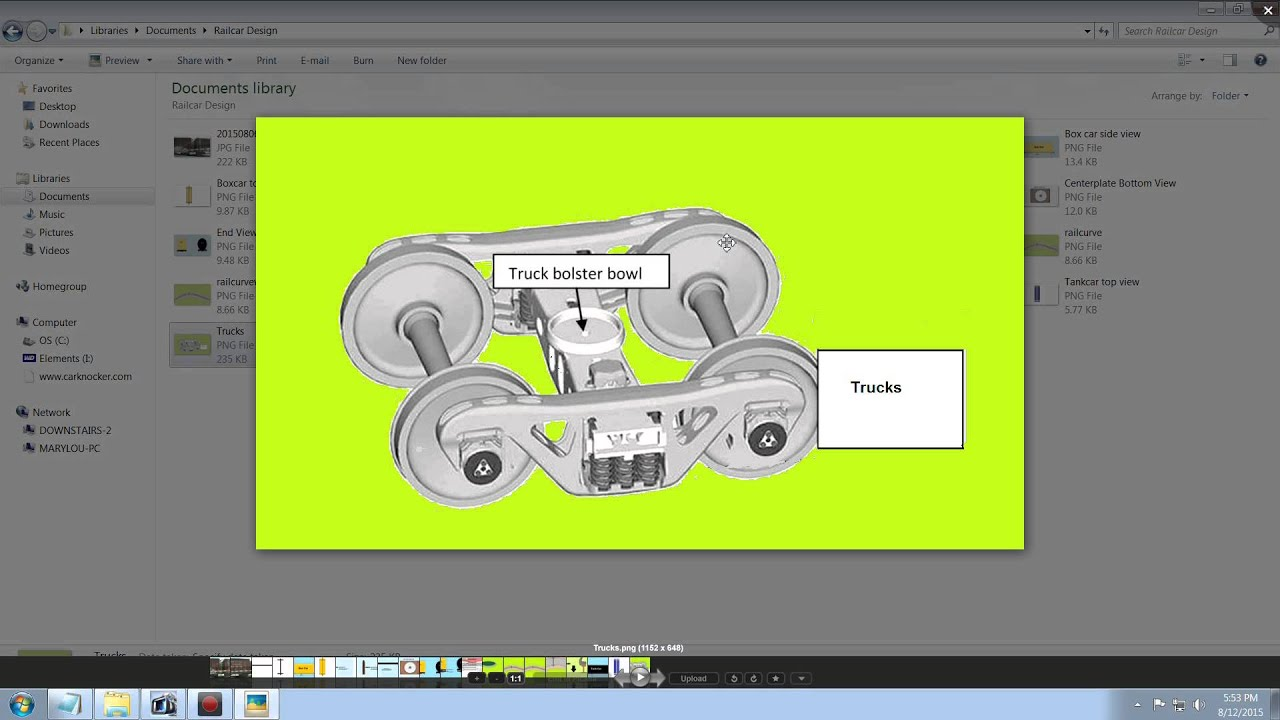 Rail Car Design Wheel Squeal Part Two 8 12 2015 Youtube