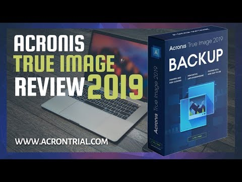 Acronis True Image Review 2019 | Download Free Trial