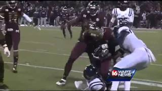 2013 Egg Bowl - Ole Miss vs. Mississippi State