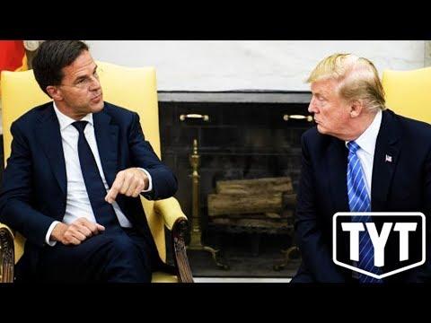 Dutch Prime Minister SMACKS DOWN Trump