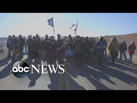 The Seventh Generation: Youth at the Heart of the Standing Rock Protests | ABC News