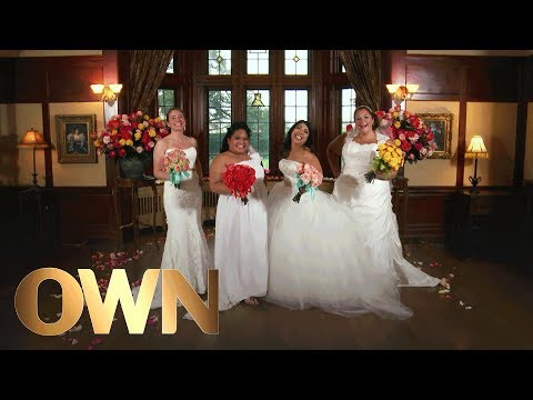 Wedding Wednesdays on OWN | Four Weddings | Oprah Winfrey Network