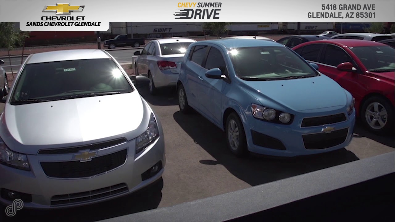 Sands Chevrolet Glendale August Offers SPS