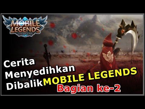 CERITA MENYEDIHKAN HERO Dalam Game Mobile Legends (Bagian Ke 2)
