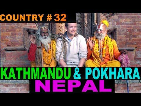 A Tourist's Guide to Kathmandu, Nepal