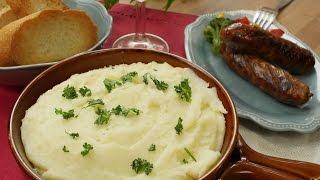 フランス郷土料理!チーズでのび〜る「アリゴ」の作り方
