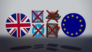 What happens in a no-deal Brexit?